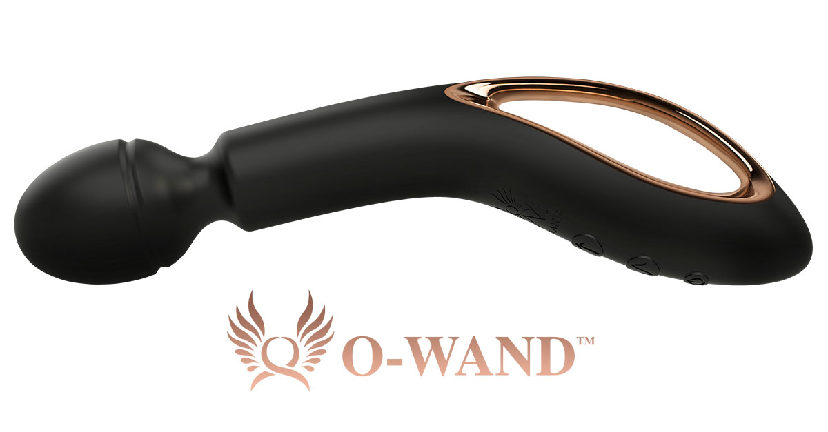 Wand massager attachments from o wand for Wand accessoires